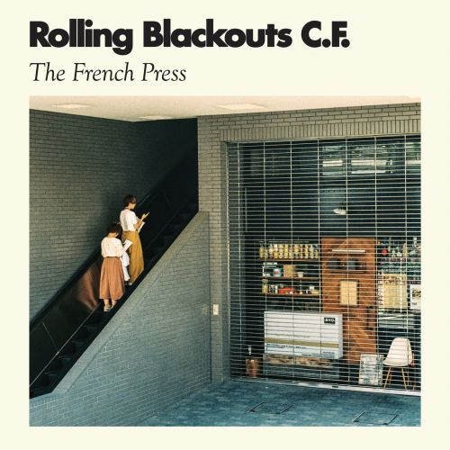 Rolling Blackouts Coastal Fever – The French Press EP (CD) by Rolling Blackouts Coastal Fever