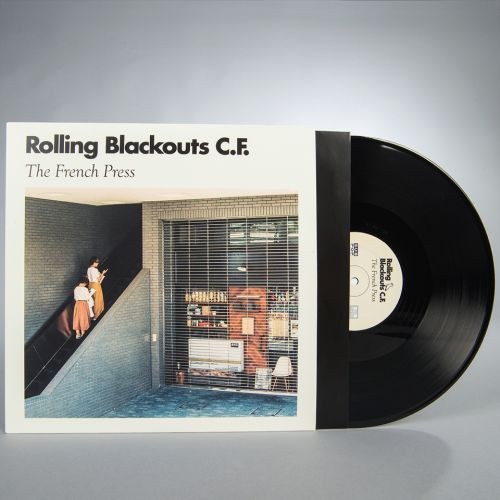 "Rolling Blackouts Coastal Fever – The French Press EP (12"") by Rolling Blackouts Coastal Fever"