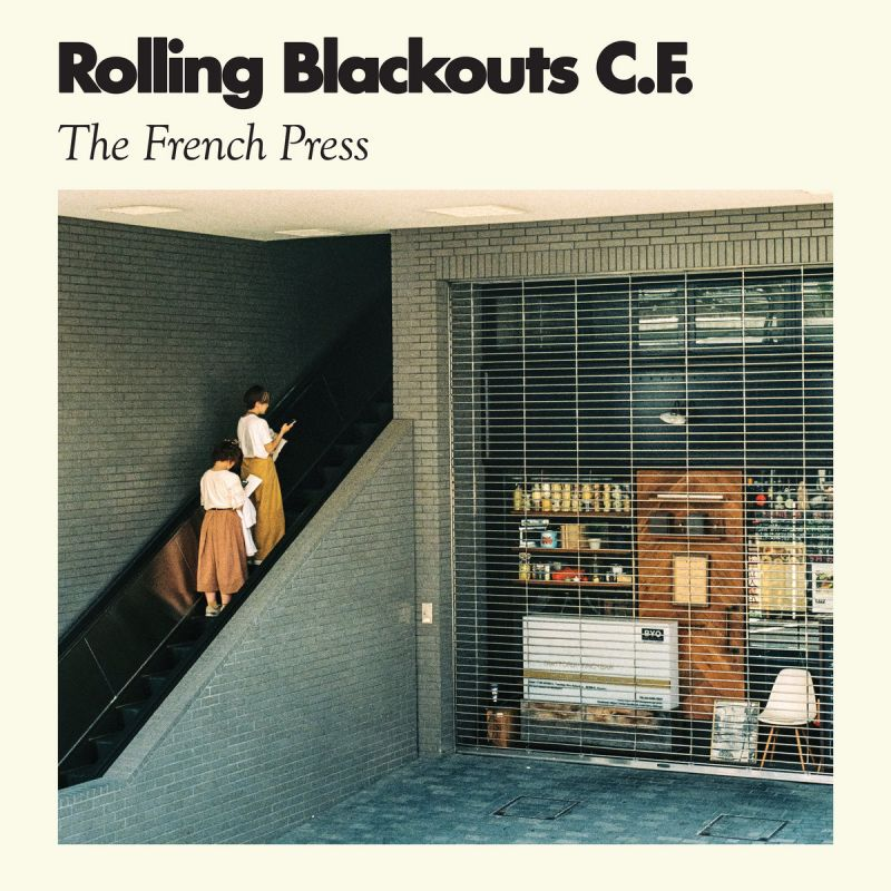 Rolling Blackouts Coastal Fever – The French Press EP (CD)